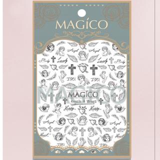 MAGICO極薄美甲貼紙-#33(10張免運費)