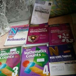 Mathematics N LEVELS