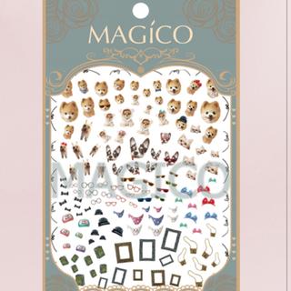 MAGICO極薄美甲貼紙-#36(10張免運費)