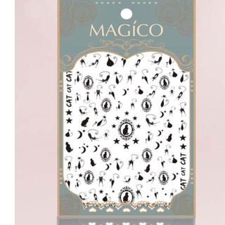 MAGICO極薄美甲貼紙-#37(10張免運費)