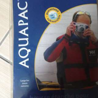 AQUAPAC相機防水套