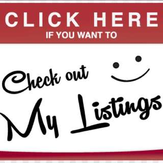 Check Out My Listings!!