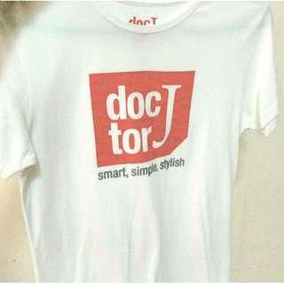 doctor J 經典紀念T