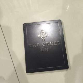 Ps4 The Order 1886鐵盒珍藏版