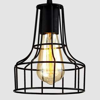 BRAND NEW - MERCURIUS Caged Pendant Light
