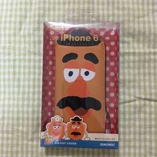 I Phone 6/6s Case - 蛋頭先生/蛋頭太太 皮套