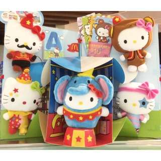 Hello Kitty Circus Of Life HKG Edition Collectibles