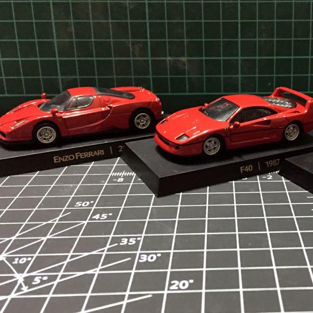 7-11法拉利模型車 限量版