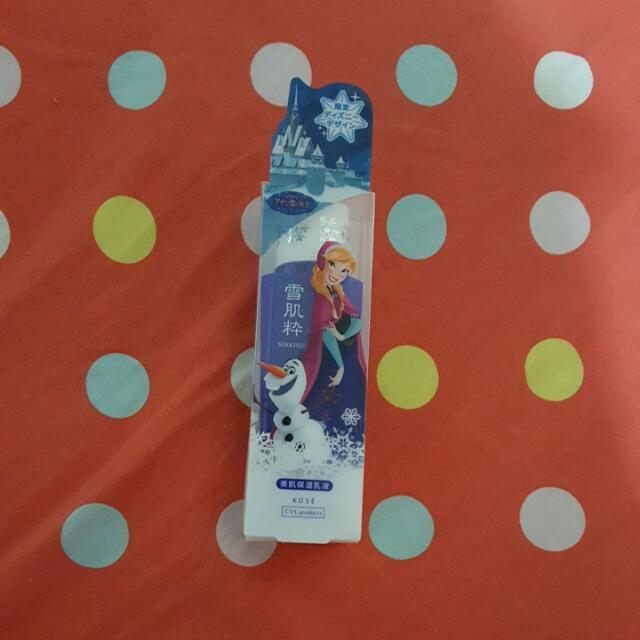 全新日本帶回雪肌粹保濕乳液80ml