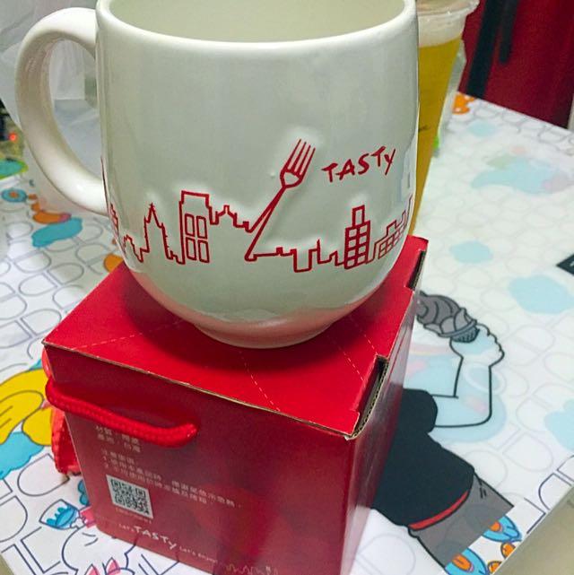 西提城市馬克杯