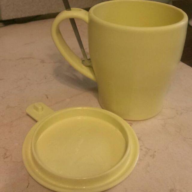 🔜玉米材質耐熱杯。