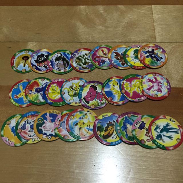 神奇寶貝/數碼寶貝/遊戲王卡/鬥片