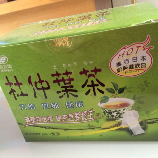 港香蘭 杜仲葉茶