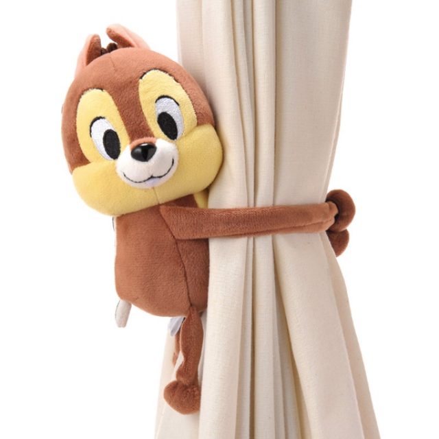 奇奇蒂蒂 窗簾束帶 日本迪士尼 全新正版