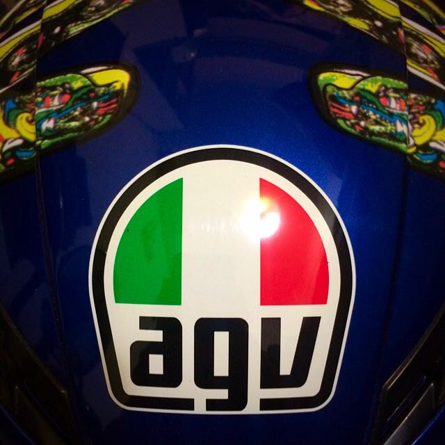 AGV K-3 Helmet(全罩式)