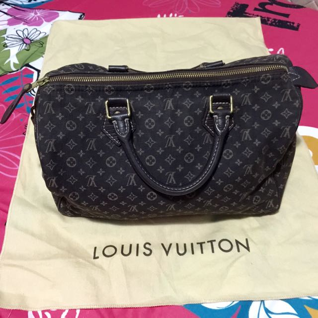 Authentic LV Speedy 30 Minilin (RESERVED)