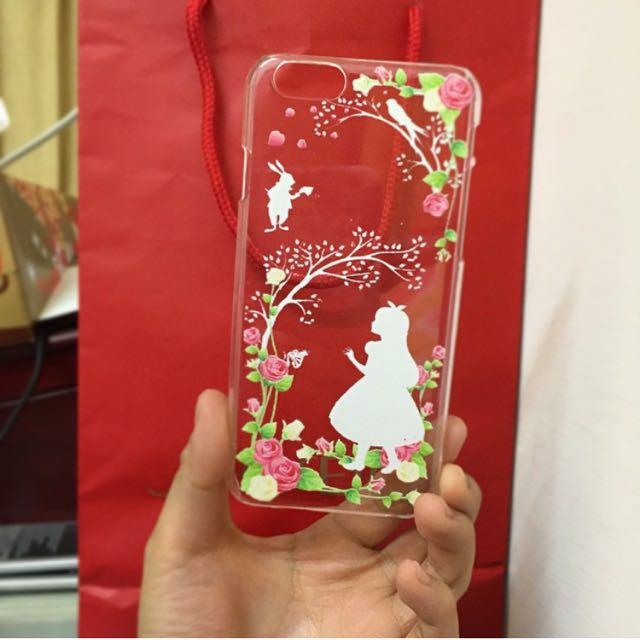 📱愛麗絲I Phone6 4.7手機殼