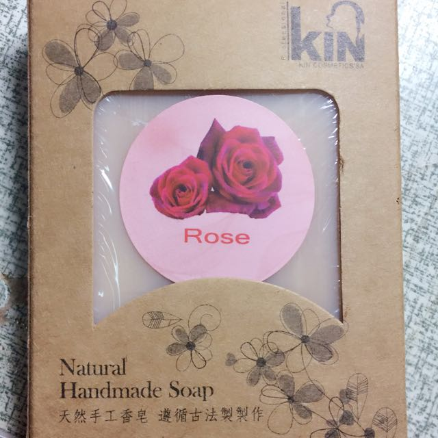 ❤️kin玫瑰手工香皂