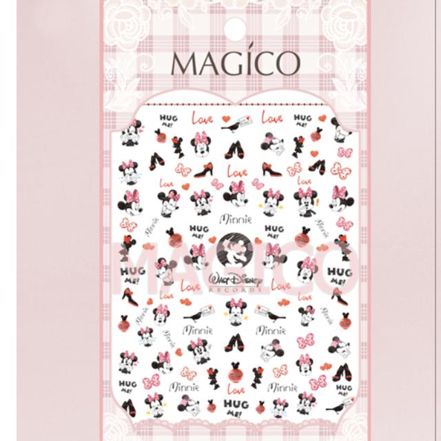 MAGICO極薄美甲貼紙-#42(10張免運費)