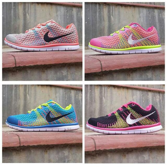 Nike free for woman