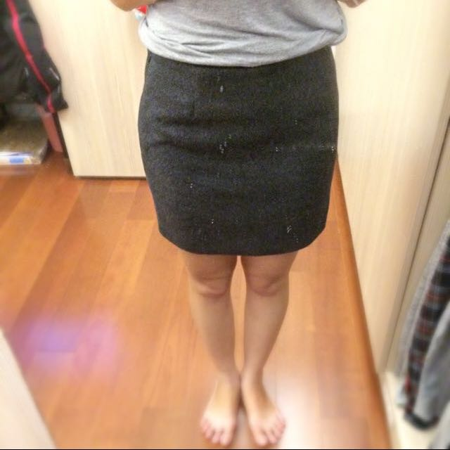 OL上班短裙(冬裙)