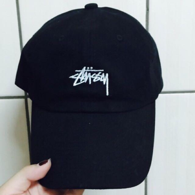 Stussy老帽