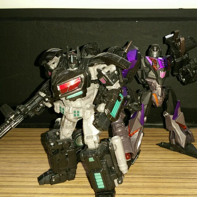 transformers fall of cybertron dark optimus prime megatron