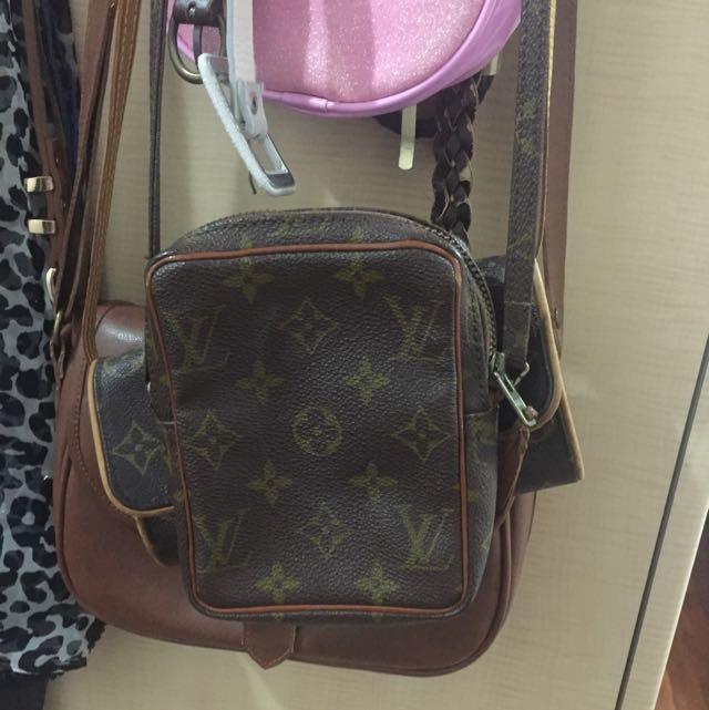 Vintage LV small bag