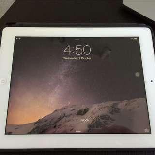 iPad 4 retina white 64GB 4G+WIFi
