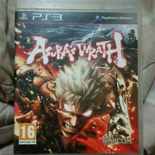 Preloved PS3 Game - Asura's Wrath