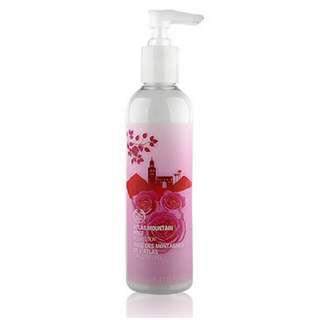 The Body Shop 摩洛哥玫瑰身體潤膚乳,乳液