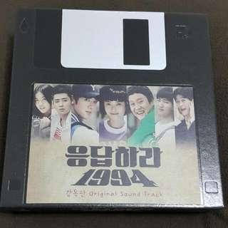 韓劇 請回答1994 回答吧1994 韓版導演版OST