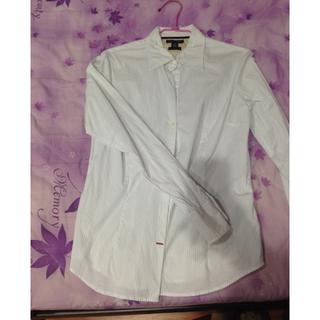 [近全新]TOMMY 中性襯衫 10號 建議試穿後再交易