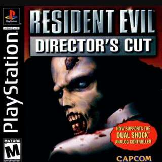 Looking For Resident Evil Games For Ps1