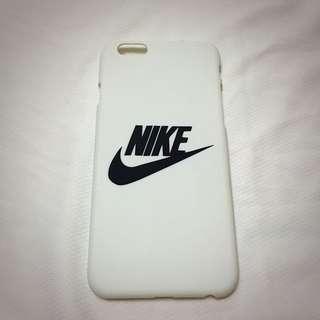 Nike 白色 iPhone 6手機殼
