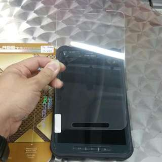 Tab Active tempered glass
