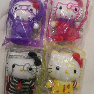 McDonald's Hello Kitty Set