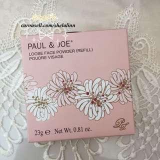 (全新!降價!)Paul&Joe糖瓷珍珠蜜粉01