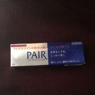 日本藥妝PAIR ACNES痘痘藥