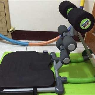 Total Core全方位活力健身機