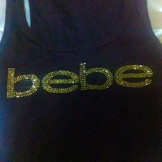 Authentic BEBE Tank Top (Status : RESERVED)