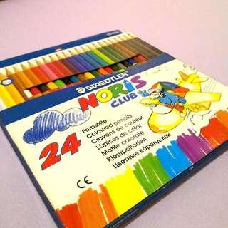 Pensil warna staedtler
