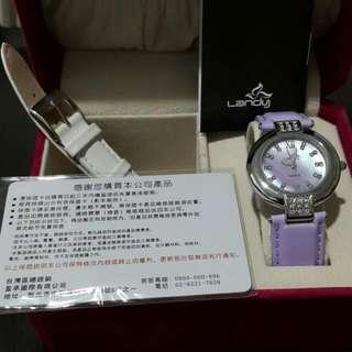 LANDY 晶鑽腕錶