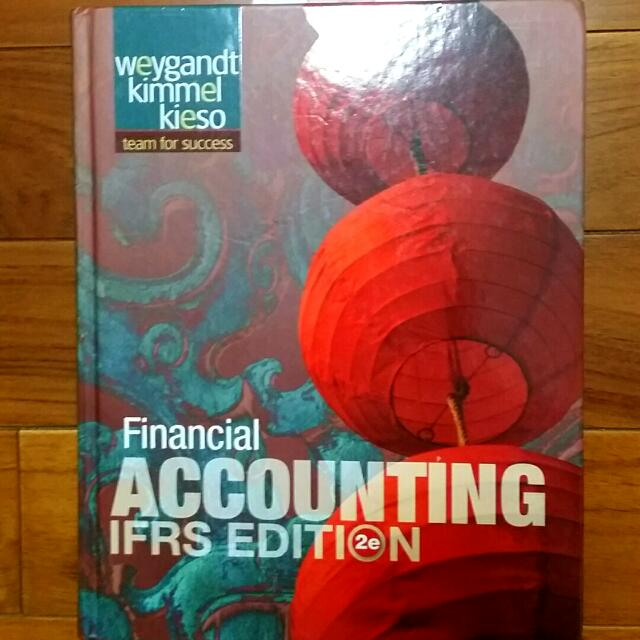會計學 Financial Accounting