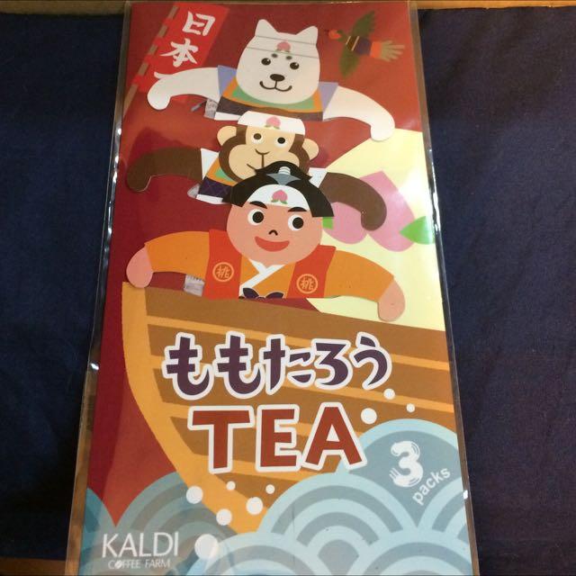 🇯🇵桃太郎溫泉茶包🍵