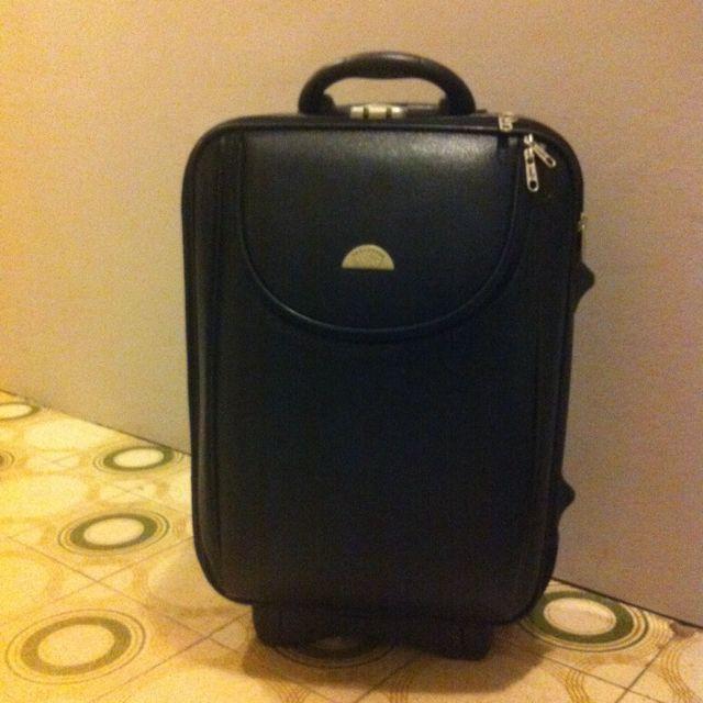 復古小行李箱 登機箱