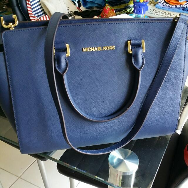 Authentic Michael Kors Selma Bag