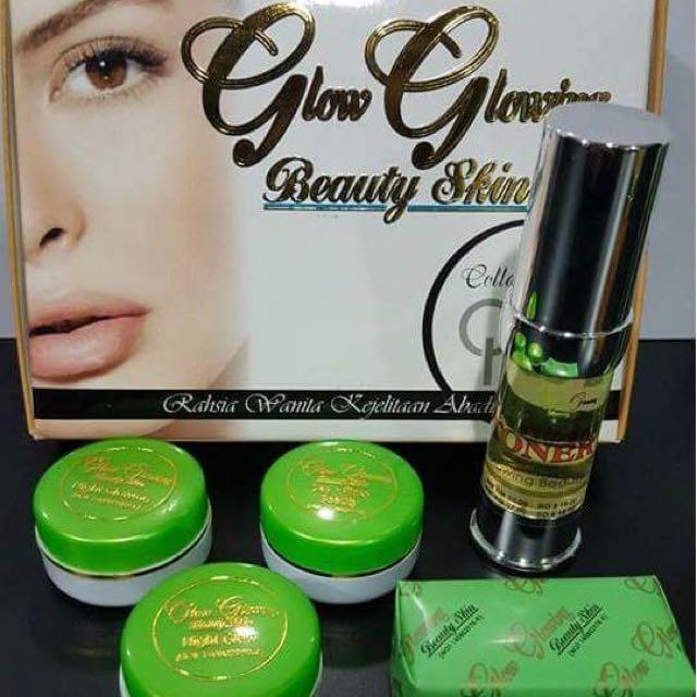 Glow Skin Care: Glow Glowing Skin Care, Health & Beauty On Carousell