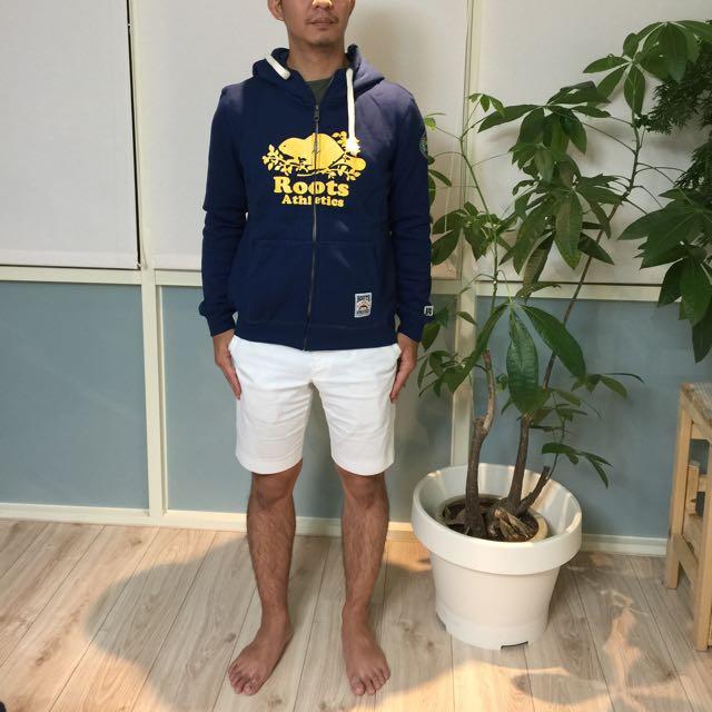 全新正品Roots 男生海狸厚棉連帽外套 專櫃4980 特價1800