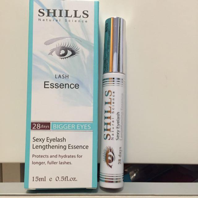 SHILLS 睫毛修護液(含郵)